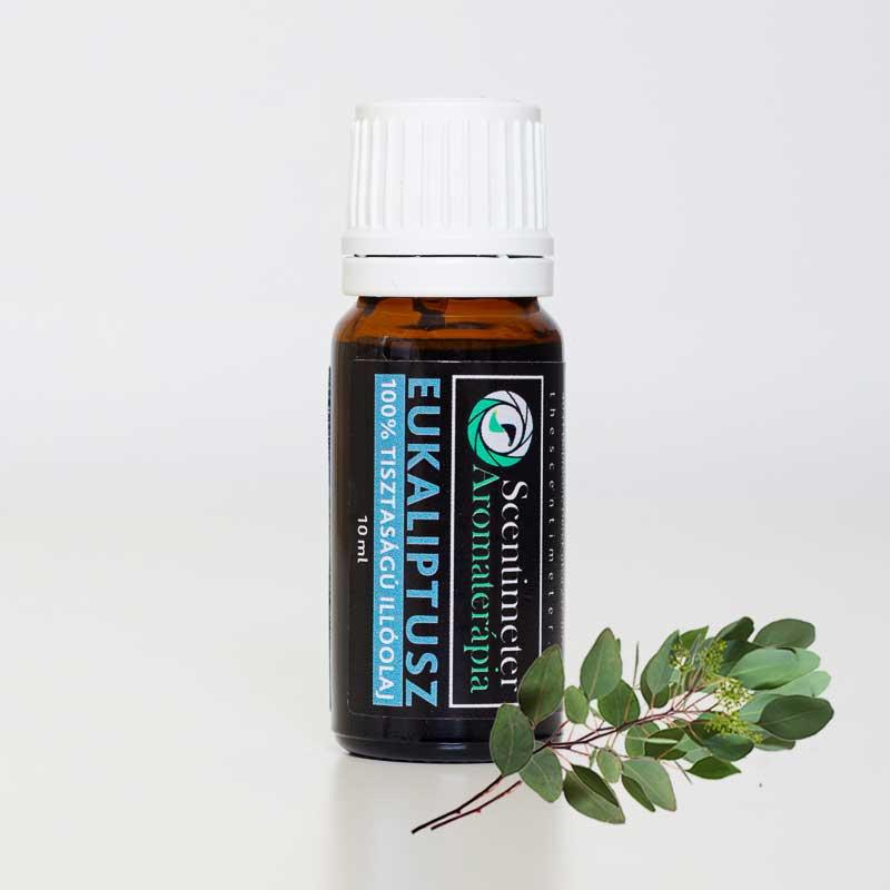 Természetes 100%-os Tisztaságú Aromaterápiás Eukaliptusz Illóolaj