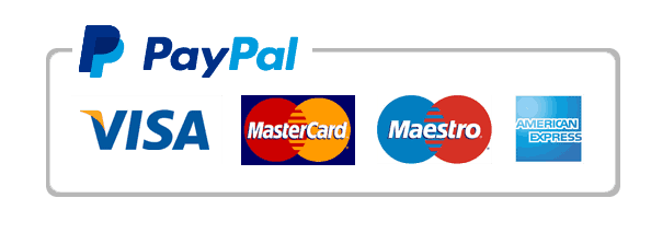 Fizetési információk a Scentimeter® Aromaterápia Webáruházhoz. Fizess Bankkártyával Paypalon keresztül.