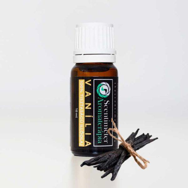 Természetes 100%-os Tisztaságú Aromaterápiás Vanília Illóolaj